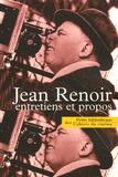 Jean Narboni - Jean Renoir - Entretiens et propos.