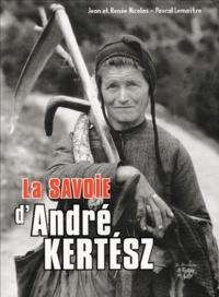 Jean Nicolas et Renée Nicolas - La Savoie d'André Kertész.