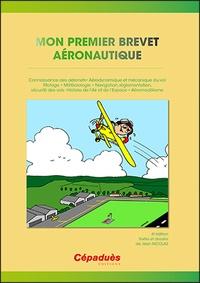 Jean Nicolas - Mon premier brevet aéronautique.