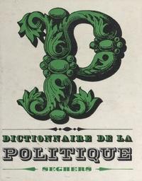 Jean-Noël Aquistapace - Dictionnaire de la politique.