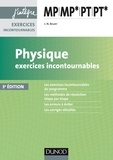Jean-Noël Beury - Physique MP-MP*-PT-PT* - Exercices incontournables.