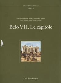 Jean-Noël Bonneville et Myriam Fincker - Belo VII - Le capitole.