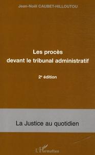 Deedr.fr Les procès devant le tribunal administratif Image