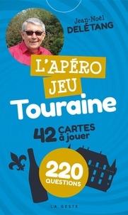 Jean-Noël Delétang - L'APÉRO JEU - LA TOURAINE.