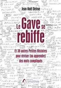 Jean-Noël Delrue - Le Gave se rebiffe.