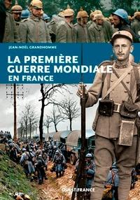 La Première Guerre mondiale en France.pdf