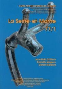 Jean-Noël Griffisch et Danielle Magnan - La Seine-et-Marne - 77/1.