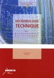 Jean-Noël Joffin et Guy Leyral - Microbiologie technique - Tome 1, Dictionnaire des techniques.