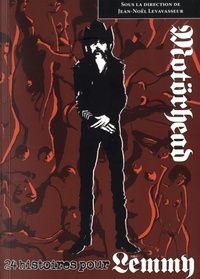 Deedr.fr Motörhead - 24 histoires pour Lemmy Image