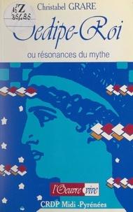Jean-Noël Loubes et Christabel Grare - Œdipe-Roi - Ou Résonances du mythe.