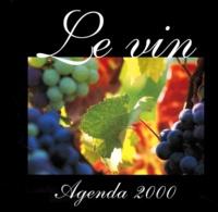 Jean-Noël Mouret - Agenda Le vin - Edition 2000.