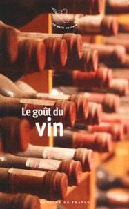 Jean-Noël Mouret - Le goût du vin.