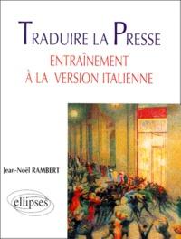Jean-Noël Rambert - .