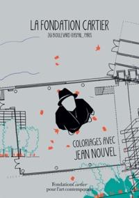 Jean Nouvel - Coloriages avec Jean Nouvel.