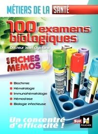 Histoiresdenlire.be 100 examens biologiques en fiches mémos Image