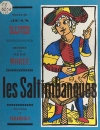 Jean Ollivier et René Moreu - Les saltimbanques.
