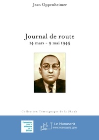 Deedr.fr Journal de route - 14 mars - 9 mai 1945 Image