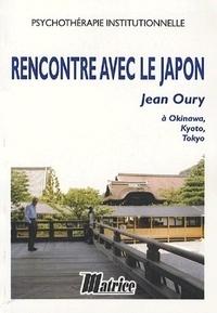Jean Oury et Shigeru Taga - Rencontre avec le Japon - Psychothérapie institutionnelle.