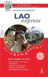 Jean Pacquement - Lao express - Guide de conversation.
