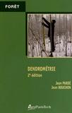 Jean Pardé et Jean Bouchon - Dendrométrie.