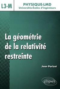 Coachingcorona.ch La géométrie de la relativité restreinte - Niveau L3-M Image