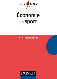 Jean-Pascal Gayant - Economie du sport.