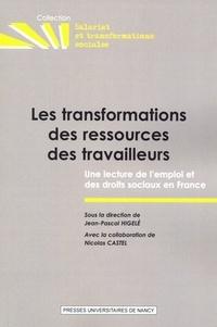 Birrascarampola.it Les transformations des ressources des travailleurs - Une lecture de l'emploi et des droits sociaux en France Image