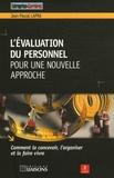 Jean-Pascal Lapra - Evaluation du personnel : pour une nouvelle approche.