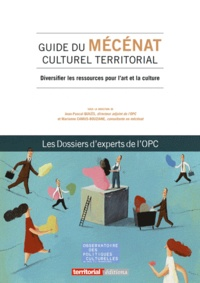 Deedr.fr Guide du mécénat culturel territorial - Diversifier les ressources pour l'art et la culture ? Image