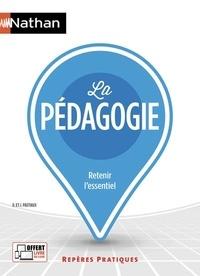 Jean Pastiaux et Georgette Pastiaux - La pédagogie.