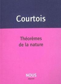Jean-Patrice Courtois - Théorèmes de la nature.