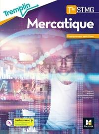 Jean-patrick Augeard et Marie Duval - Mercatique Tle STMG - Livre élève.