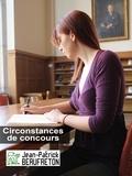 Jean-Patrick Beaufreton - Circonstances de concours.