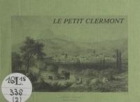 Jean-Patrick Maury - Le petit Clermont.