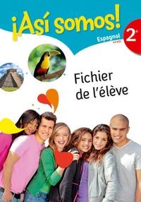 Jean-Patrick Mazoyer - Espagnol 2e A2-B1 Así somos! - Fichier de l'élève.