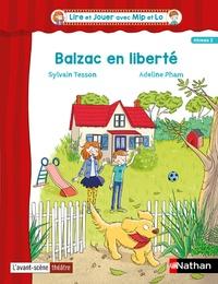 Jean-Paul Alègre et Anne-Claire Boumendil - Balzac en liberté - Lot de 5 pièces.