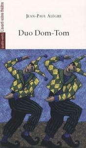Jean-Paul Alègre - Duo Dom-Tom.