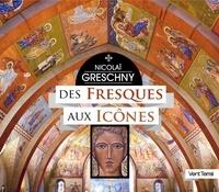 Jean-Paul Azam et Gilbert Assémat - Nicolaï Greschny - Des fresques aux icônes.