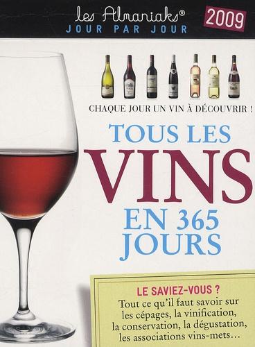 Jean-Paul Ballon - Tous les vins en 365 jours.