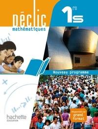 Jean-Paul Beltramone - Mathématiques 1re S - Nouveau programme, format compact.