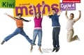 Jean-Paul Beltramone - Mathématiques  5e - 4e - 3e Cycle 4 Kiwi - Livre de l'élève.