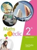 Jean-Paul Beltramone - Mathématiques Déclic 2de.