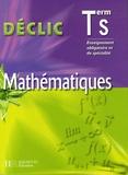 Jean-Paul Beltramone et Vincent Brun - Mathématiques Tle S - Enseignement obligatoire et de spécialité.