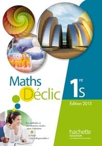 Jean-Paul Beltramone et Frédéric Boure - Maths 1re S.