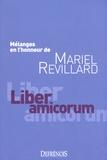 Jean-Paul Béraudo et Richard Crône - Mélanges en l'honneur de Mariel Revillard - Liber amicorum.