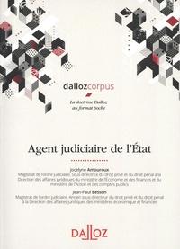 Jean-Paul Besson et Jocelyne Amouroux - Agent judiciaire de l'Etat.