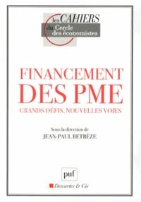 Accentsonline.fr Financement des PME - Grands défis, nouvelles voies Image