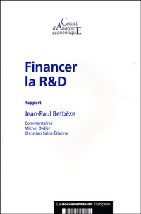 Jean-Paul Betbèze - Financer la R&D.