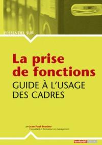 Accentsonline.fr La prise de fonctions - Guide à usage des cadres Image
