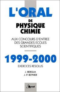 Jean-Paul Beynier et Jean Bergua - .